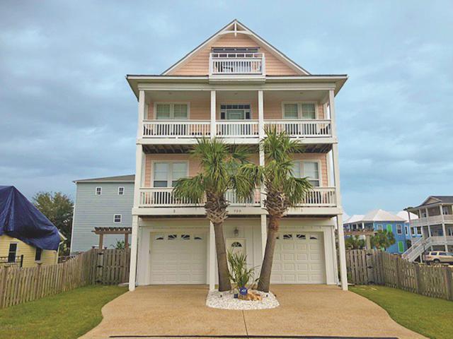 700 Ocean Boulevard #1, Carolina Beach, NC 28428 (MLS #100139774) :: Coldwell Banker Sea Coast Advantage