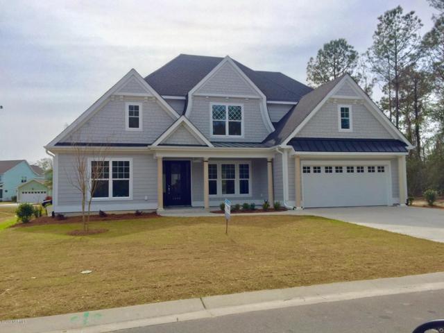 1008 Baldwin Park Drive, Wilmington, NC 28411 (MLS #100140089) :: David Cummings Real Estate Team