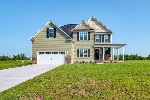 311 White Dove Drive, Swansboro, NC 28584 (MLS #100140827) :: The Oceanaire Realty