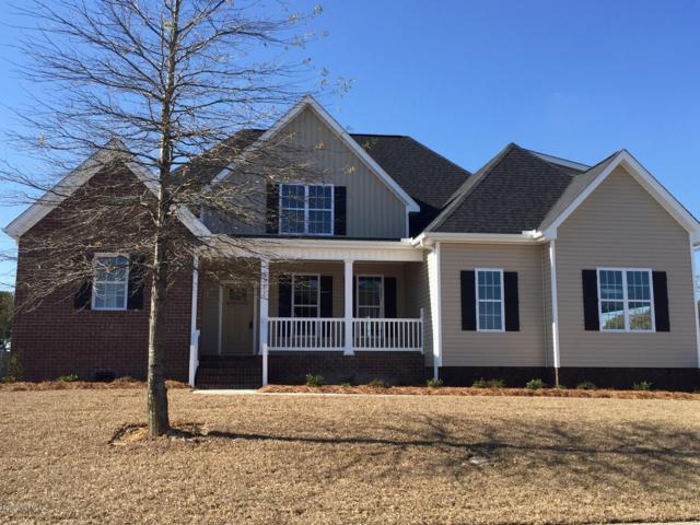 3301 Taberna Drive, Greenville, NC 27834 (MLS #100140956) :: Terri Alphin Smith & Co.