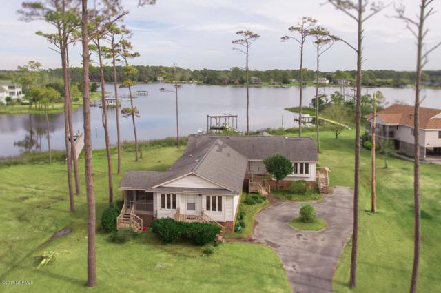 267 Stewart Drive, Beaufort, NC 28516 (MLS #100143345) :: Coldwell Banker Sea Coast Advantage