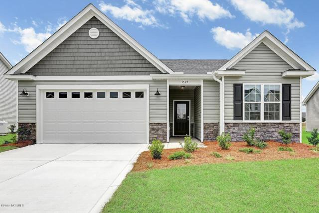 1529 Eastbourne Drive, Wilmington, NC 28411 (MLS #100146642) :: The Keith Beatty Team