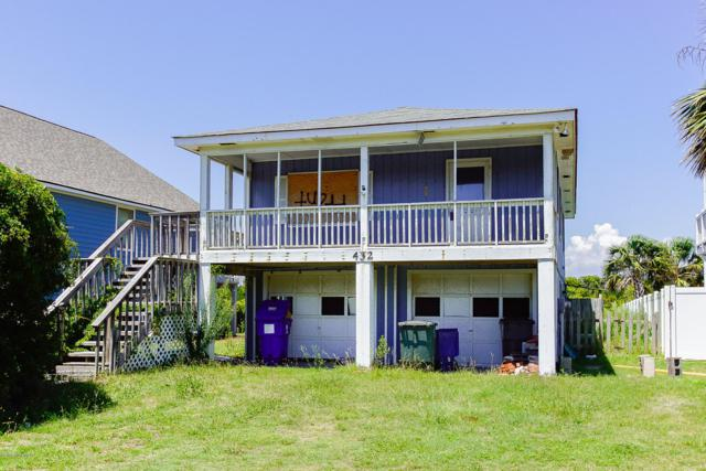 432 Caswell Beach Road, Oak Island, NC 28465 (MLS #100148076) :: Courtney Carter Homes