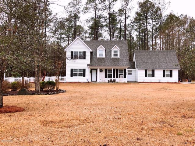 181 Parkertown Road, Hubert, NC 28539 (MLS #100150154) :: Courtney Carter Homes