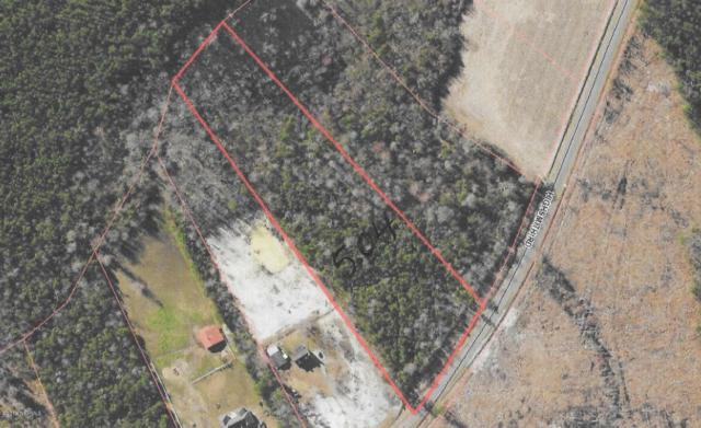 Tract 4 Highsmith Road, Burgaw, NC 28425 (MLS #100151701) :: RE/MAX Essential
