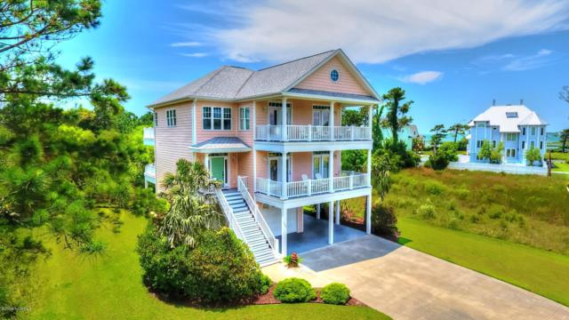 105 Pintail Lane, Harkers Island, NC 28531 (MLS #100151787) :: Courtney Carter Homes