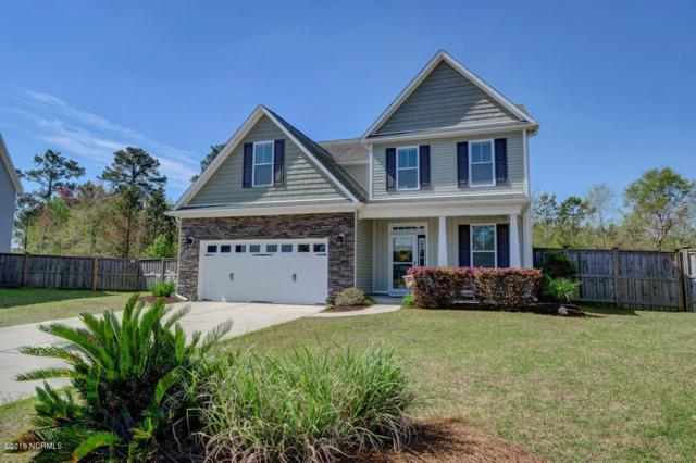 139 Cove Landing, Winnabow, NC 28479 (MLS #100159068) :: Donna & Team New Bern