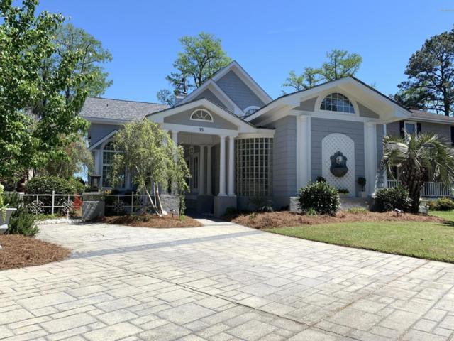 15 Turtle Cove Drive, Elizabethtown, NC 28337 (MLS #100161203) :: Courtney Carter Homes
