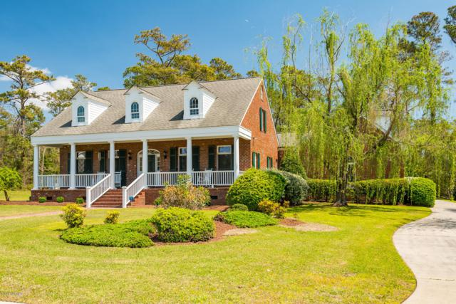115 Camp Morehead Drive, Morehead City, NC 28557 (MLS #100163709) :: The Cheek Team