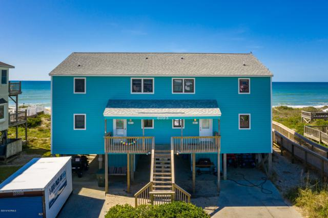 6103 Ocean Drive W, Emerald Isle, NC 28594 (MLS #100165532) :: Lynda Haraway Group Real Estate