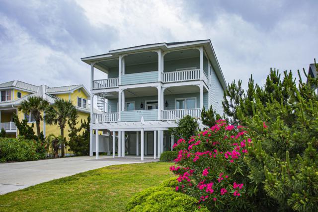 111 Caswell Beach Road, Oak Island, NC 28465 (MLS #100168534) :: CENTURY 21 Sweyer & Associates