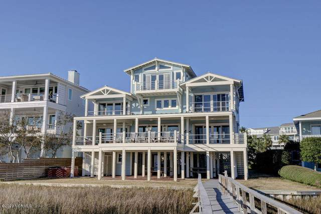230 Seacrest Drive, Wrightsville Beach, NC 28480 (MLS #100169330) :: RE/MAX Essential