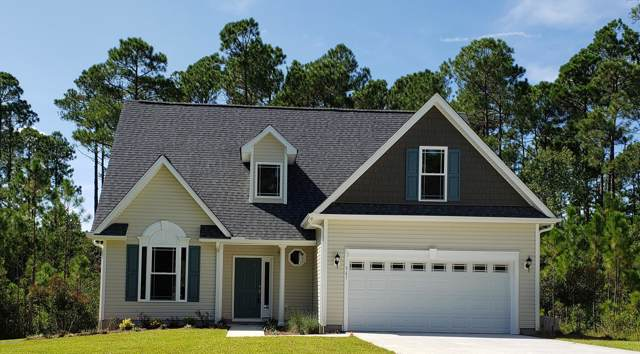 561 Greenock Court, Shallotte, NC 28470 (MLS #100172272) :: The Oceanaire Realty