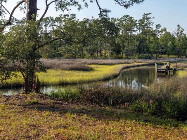 112 Halls Creek Drive, Swansboro, NC 28584 (MLS #100172500) :: CENTURY 21 Sweyer & Associates