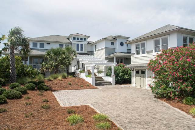 31 Cape Fear Trail, Bald Head Island, NC 28461 (MLS #100174185) :: Donna & Team New Bern