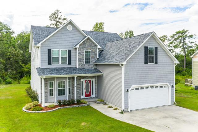 115 Lewis Humphrey Lane, Hubert, NC 28539 (MLS #100175086) :: Donna & Team New Bern