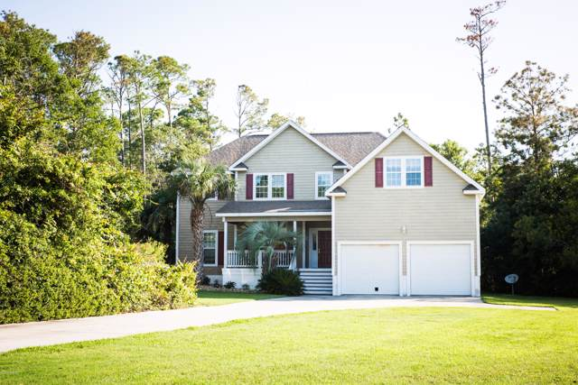 109 Beach Haven Cove, Cedar Point, NC 28584 (MLS #100175690) :: Castro Real Estate Team
