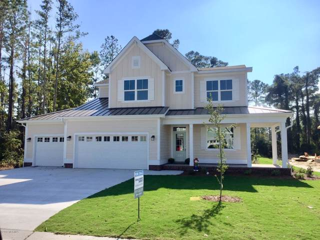 1116 Baldwin Park Drive, Wilmington, NC 28411 (MLS #100177372) :: RE/MAX Essential