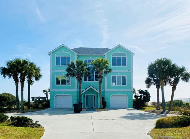 9717 Dolphin Ridge Road, Emerald Isle, NC 28594 (MLS #100177957) :: Barefoot-Chandler & Associates LLC