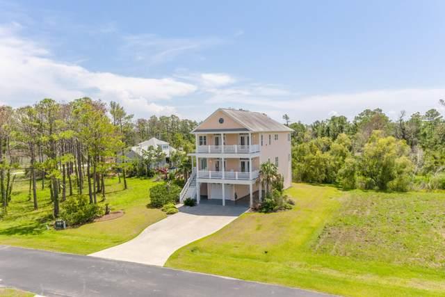 105 Pintail Lane, Harkers Island, NC 28531 (MLS #100179146) :: Berkshire Hathaway HomeServices Hometown, REALTORS®