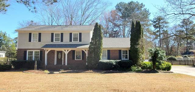 409 Oxford Road, Greenville, NC 27858 (MLS #100179471) :: Frost Real Estate Team