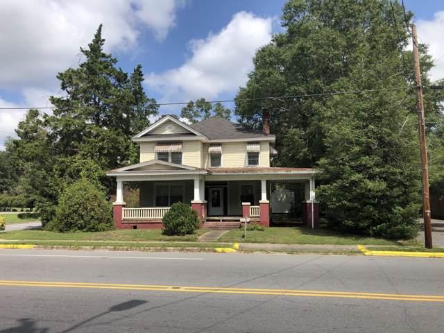 453 Queen Street, Grifton, NC 28530 (MLS #100180694) :: The Keith Beatty Team