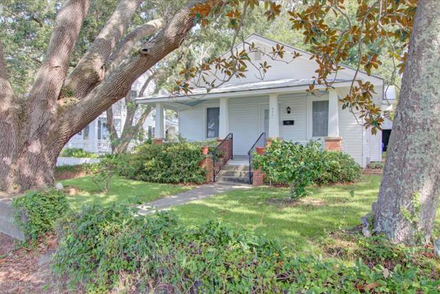 322 W Brunswick Street, Southport, NC 28461 (MLS #100181341) :: The Chris Luther Team