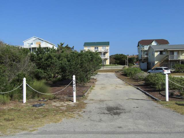 5420 Ocean Drive, Emerald Isle, NC 28594 (MLS #100182355) :: The Oceanaire Realty