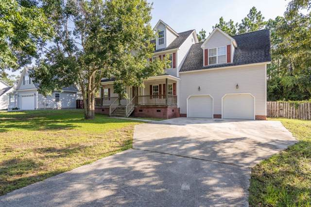 223 Everett Drive, Sneads Ferry, NC 28460 (MLS #100183774) :: Berkshire Hathaway HomeServices Hometown, REALTORS®