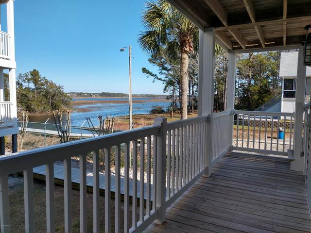 5400 E Yacht Drive C7, Oak Island, NC 28465 (MLS #100184205) :: Vance Young and Associates