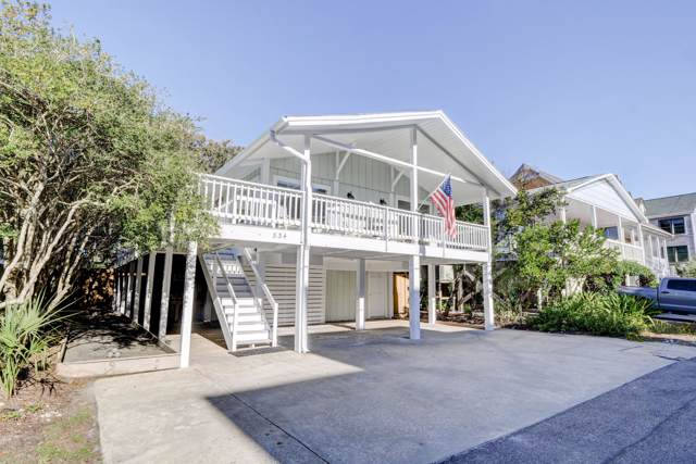 834 Schloss Street, Wrightsville Beach, NC 28480 (MLS #100187365) :: Vance Young and Associates