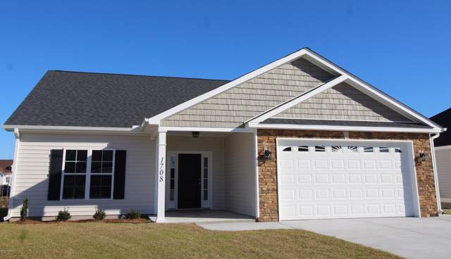 1708 Penncross Drive, Greenville, NC 27834 (MLS #100187733) :: The Keith Beatty Team