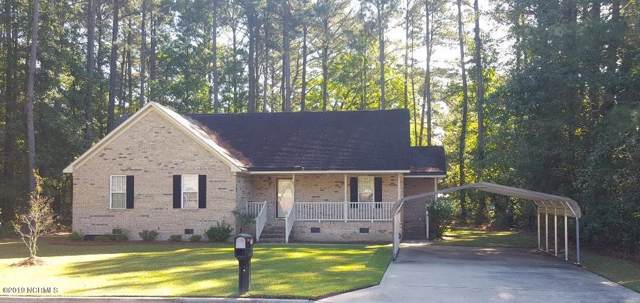 213 Pearl Drive, Greenville, NC 27834 (MLS #100188174) :: RE/MAX Elite Realty Group