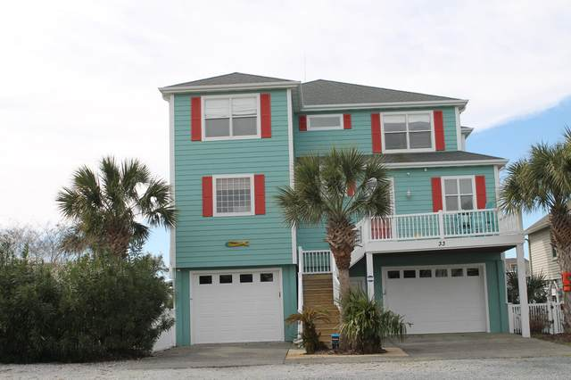 33 Wilmington Street, Ocean Isle Beach, NC 28469 (MLS #100189379) :: Lynda Haraway Group Real Estate