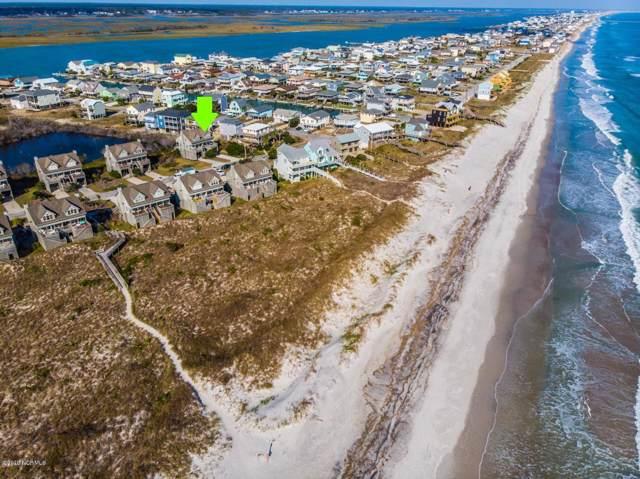 2104 Ocean Boulevard A, Topsail Beach, NC 28445 (MLS #100189601) :: The Oceanaire Realty