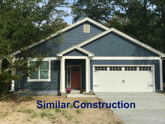 116 Evergreen Lane, Pine Knoll Shores, NC 28512 (MLS #100190248) :: Great Moves Realty