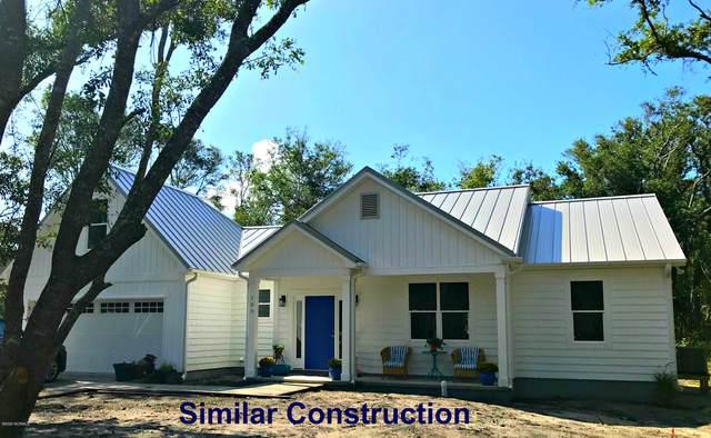 124 Evergreen Lane, Pine Knoll Shores, NC 28512 (MLS #100190263) :: Liz Freeman Team