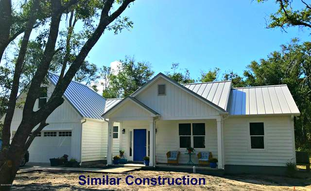 126 Evergreen Lane, Pine Knoll Shores, NC 28512 (MLS #100190274) :: Liz Freeman Team