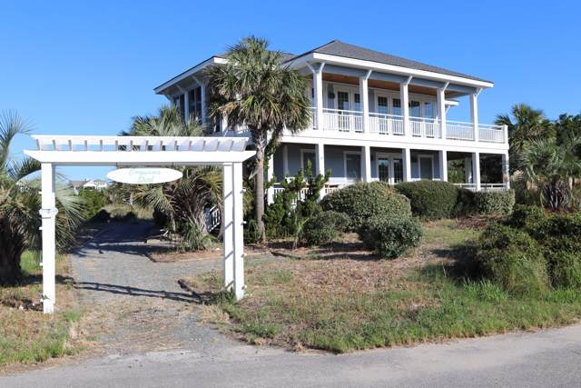 19 Coquina Trail, Bald Head Island, NC 28461 (MLS #100190411) :: RE/MAX Elite Realty Group