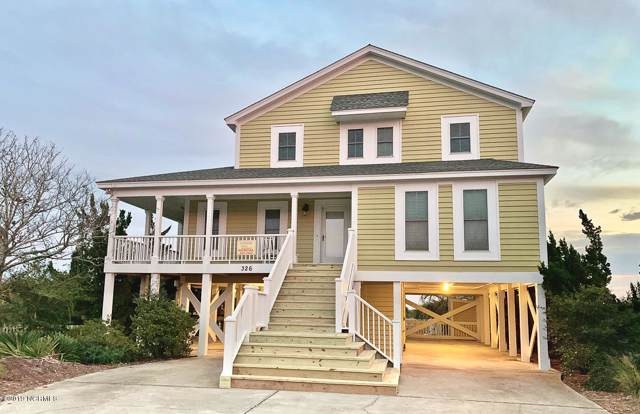 326 Serenity Lane, Holden Beach, NC 28462 (MLS #100190857) :: Frost Real Estate Team