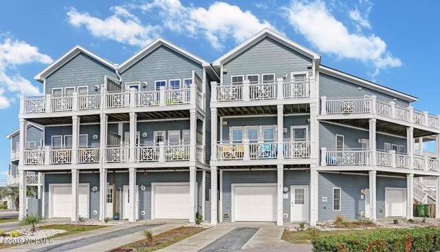 202 N Fort Fisher Boulevard N B-6, Kure Beach, NC 28449 (MLS #100191297) :: Coldwell Banker Sea Coast Advantage