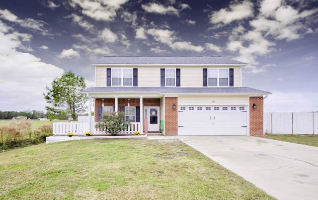 109 Hardin Drive, Maysville, NC 28555 (MLS #100191783) :: Courtney Carter Homes