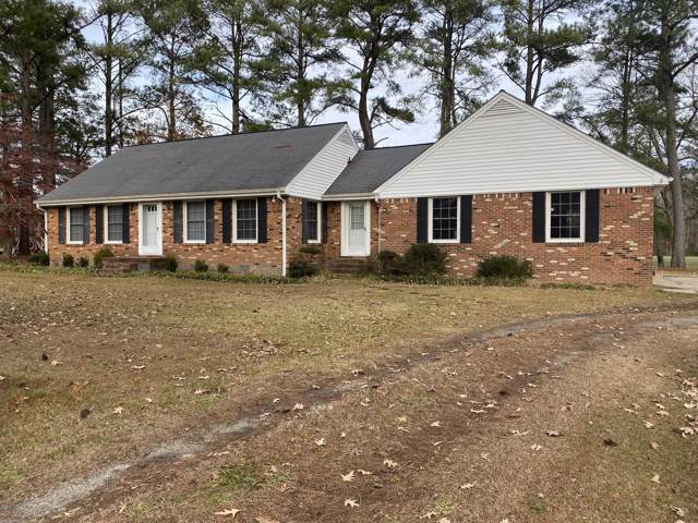 2497 Gray Road, Chocowinity, NC 27817 (MLS #100192336) :: Coldwell Banker Sea Coast Advantage