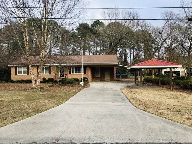 1733 Crestview Street, Kinston, NC 28504 (MLS #100192639) :: Vance Young and Associates