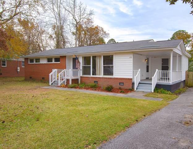 715 Vernon Drive, Jacksonville, NC 28540 (MLS #100192967) :: The Cheek Team