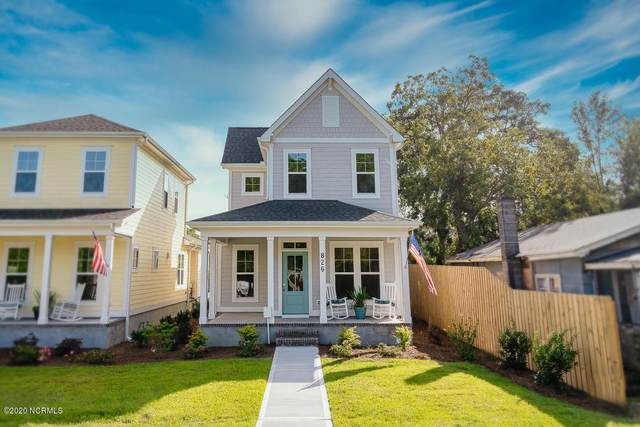 826 N Lord Street, Southport, NC 28461 (MLS #100193728) :: Destination Realty Corp.