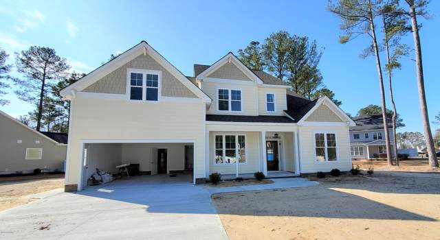 3945 Colony Woods Drive, Greenville, NC 27834 (MLS #100194346) :: The Keith Beatty Team