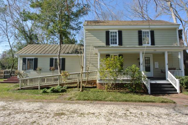 715 Craven Street, New Bern, NC 28560 (MLS #100194908) :: Frost Real Estate Team
