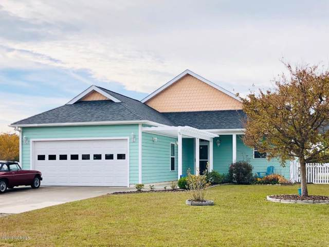 401 Tradd Street, Beaufort, NC 28516 (MLS #100196405) :: The Bob Williams Team