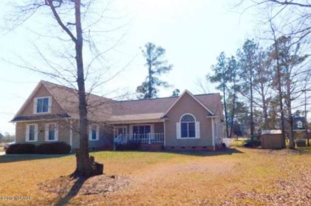 5201 Flynn Drive, Lumberton, NC 28360 (MLS #100196775) :: The Keith Beatty Team